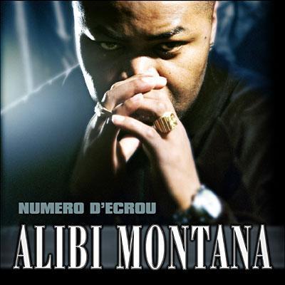 Alibi Montana - NUMERO D ECROU