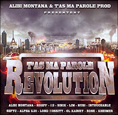 Alibi Montana - T AS MA PAROLE REVOLUTION