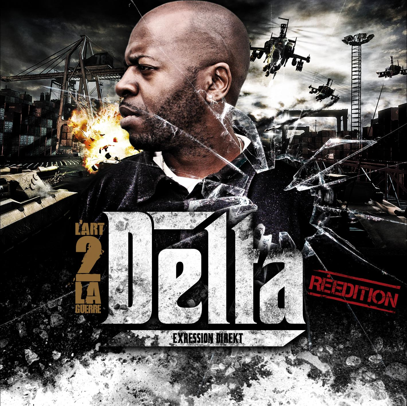 Delta - L ART DE LA RUE REEDITION