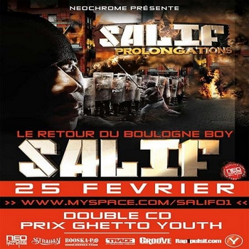 Salif - PROLONGATIONS