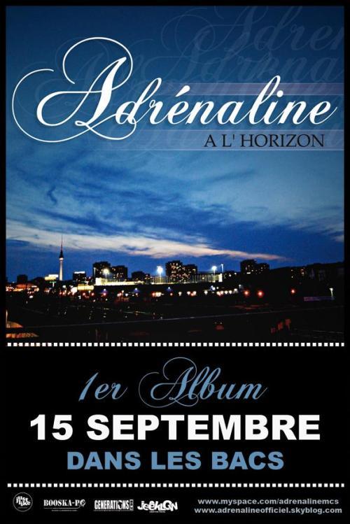 Adrelaline - A L HORIZON
