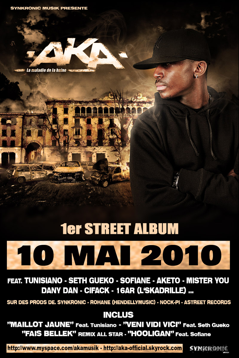 Aka - Hooligan feat Sofiane