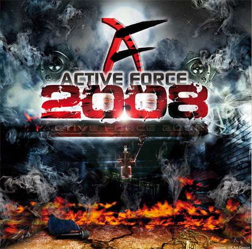 COMPIL - ACTIVE FORCE 2008