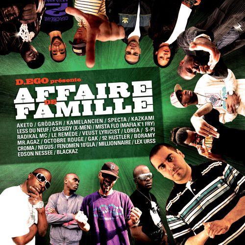 D.EGO - AFFAIRE DE FAMILLE