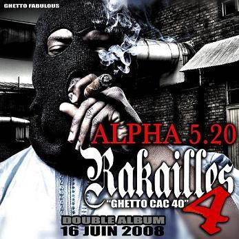Alpha 5 20 - Guerre et paix feat Truand 2 La Galere et Sambastos