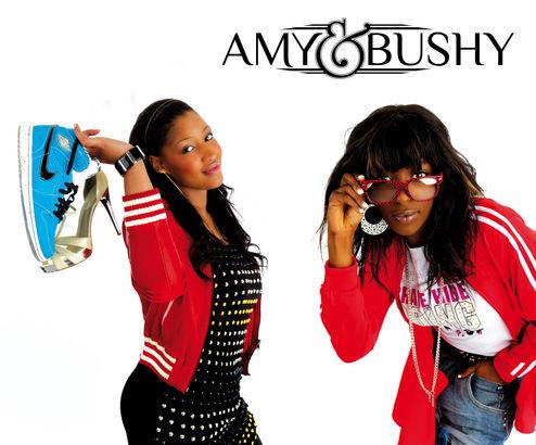 Amy et Bushy - Zoulette