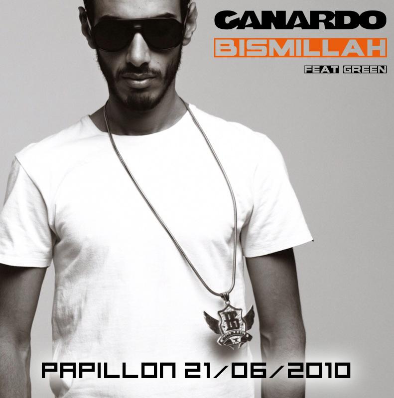 Canardo - PAPILLON