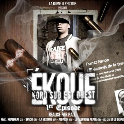 Ekoue - NORD SUD EST OUEST