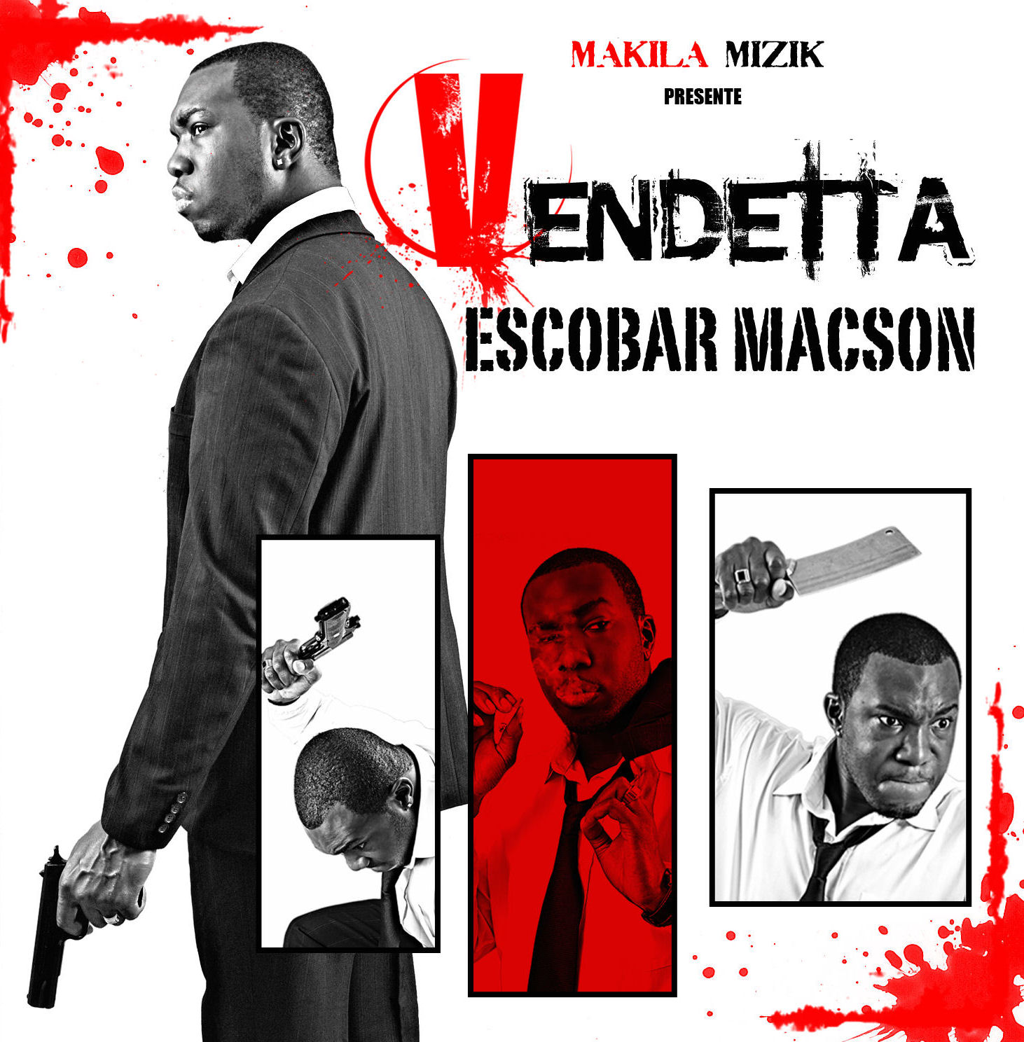 Escobar Macson - VENDETTA