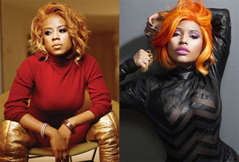 Keyshia Cole - I Ain t Thru feat Nicki Mnaj