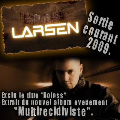Larsen - MULTIRECIDIVISTE
