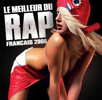 COMPIL - LE MEILLEUR DU RAP FRANCAIS 2008