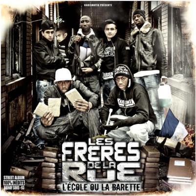 Les Freres De La Rue - LECOLE OU LA BARETTE