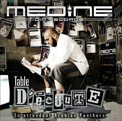 Medine - TABLE D ECOUTE