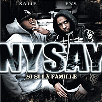 Nysay - Dans ce game