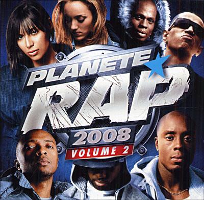 COMPIL - PLANETE RAP 2008 VOLUME 2
