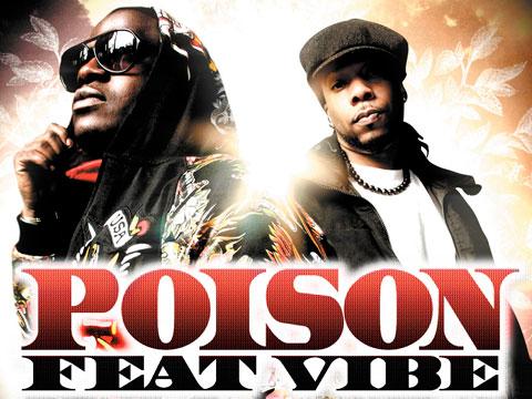 Poison - Je kiff feat Vibe