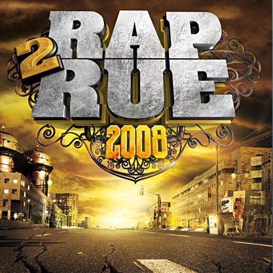COMPIL - RAP 2 RUE 2008