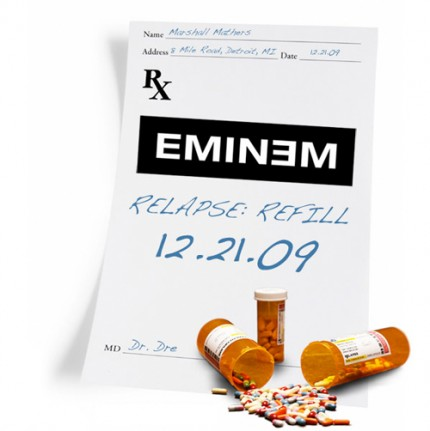 Eminem - RELAPSE - REFILL