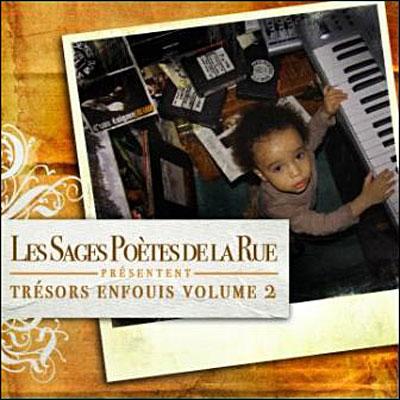 Sages Poetes De La Rue - TRESORS ENFOUIS VOLUME 2