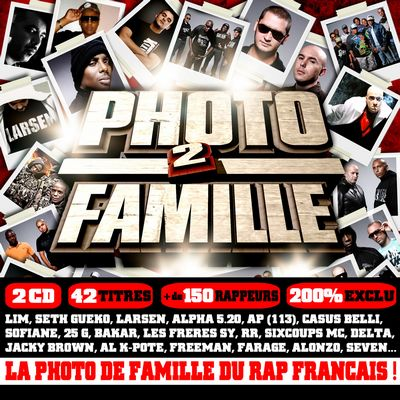 COMPIL - PHOTO 2 FAMILLE