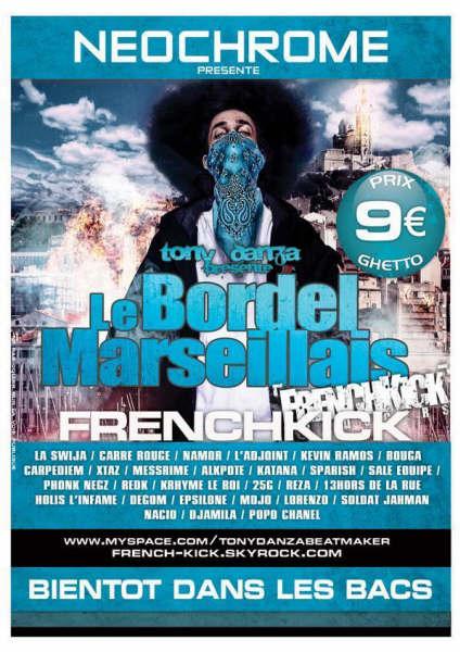Tony Danza - FRENCH KICK LE BORDEL MARSEILLAIS