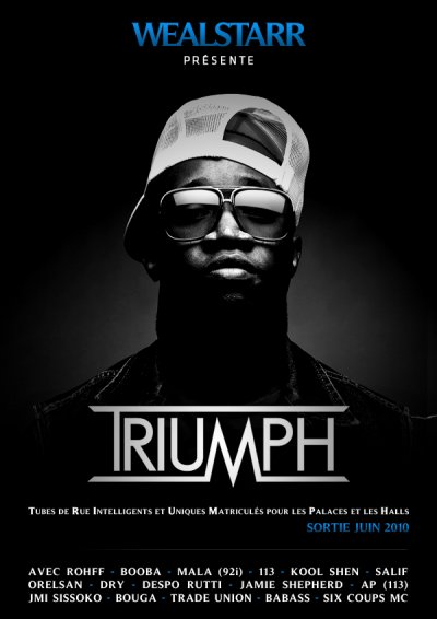 Wealstarr - TRIUMPH