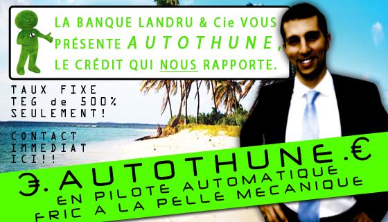 Landru - Autotune