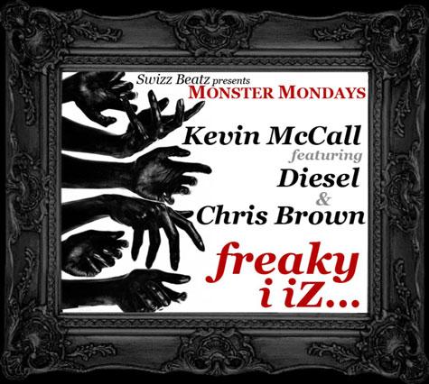 Kevin McCall - Freaky I Iz feat Chris Brown et Diesel