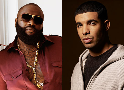 Rick Ross - Made men feat Drake