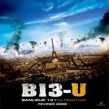 B.O FILM - BANLIEUE 13 ULTIMATUM