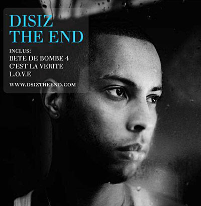 Disiz - DISIZ THE END