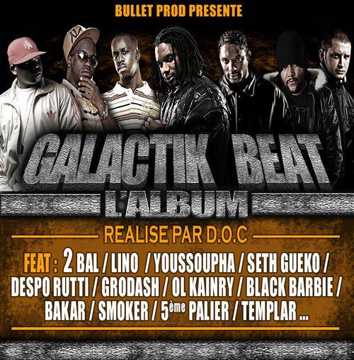 D.O.C - GALACTIK BEAT