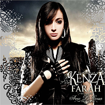 Kenza Farah - AVEC LE COEUR