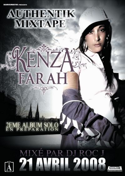 Kenza Farah - AUTHENTIK MIXTAPE