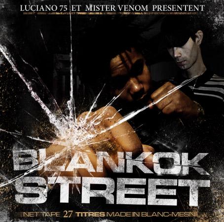 NET TAPE - BLANKOK STREET