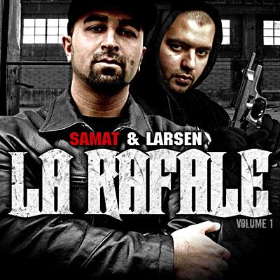 Samat et Larsen - LA RAFALE VOL 1