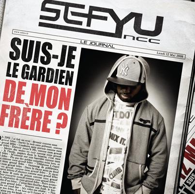 Sefyu - SUIS-JE LE GARDIEN DE MON FRERE ?