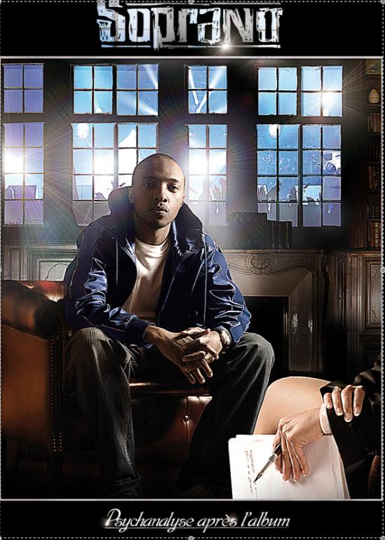 Soprano - DVD Psychanalyse Apres L Album