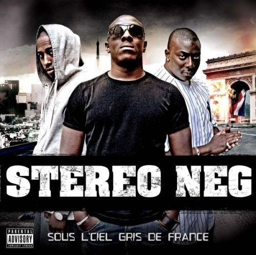 Stereo Neg - SOUS LE CIEL GRIS DE FRANCE