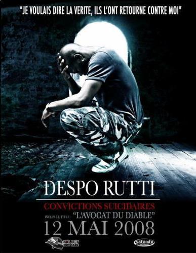 Despo Rutti - CONVICTIONS SUICIDAIRES