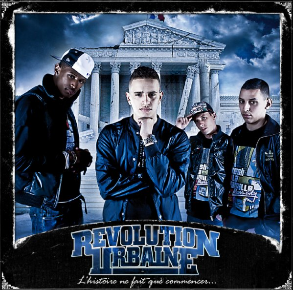 Revolution Urbaine - Ghetto feat Soprano