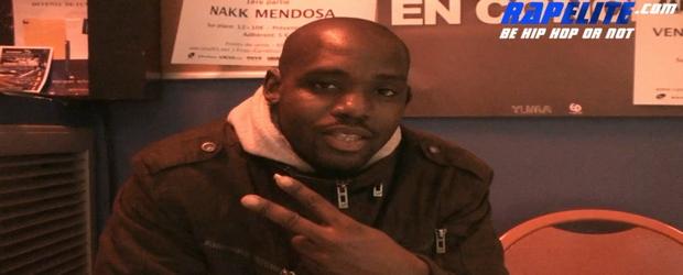 Nakk Mendosa - Je n ai pas besoin du rap pour vivre