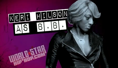 Keri Hilson - The Way You Love Me feat Rick Ross