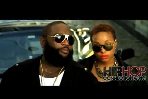 Rick Ross - Aston Martin music feat Drake et Chrisette Michele