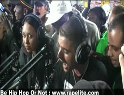 Kenza Farah - Freestyle Planete Rap feat Sofiane Kayline Et Ak93