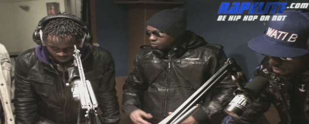 Sexion d Assaut - Freestyle Radio