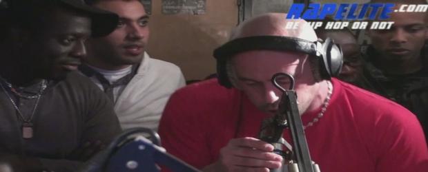Sinik - Freestyle feat Six Coups MC, Youssoupha, Cifack et L.e.c.k