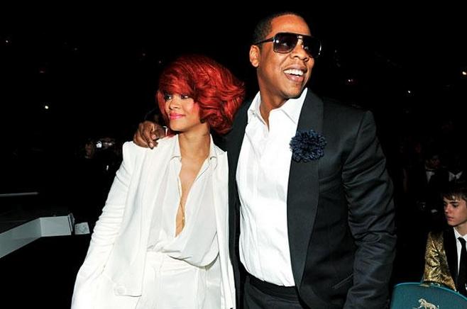 Rihanna signe chez le label de Jay-Z
