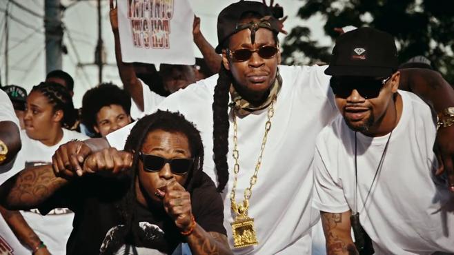 """2 Chainz invite Lil Wayne pour le clip de """"Used 2"""""""